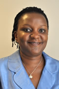 Stella Mukasa, ICRW director gender, violence rights