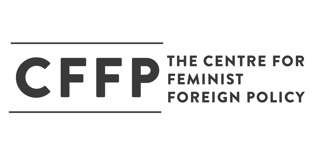 The Centre for Feminist Foreign Policy - logo