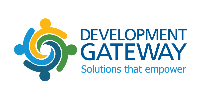Development Gateway - logo