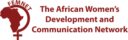 The African Women's Development and Communication Network (FEMNET) - logo