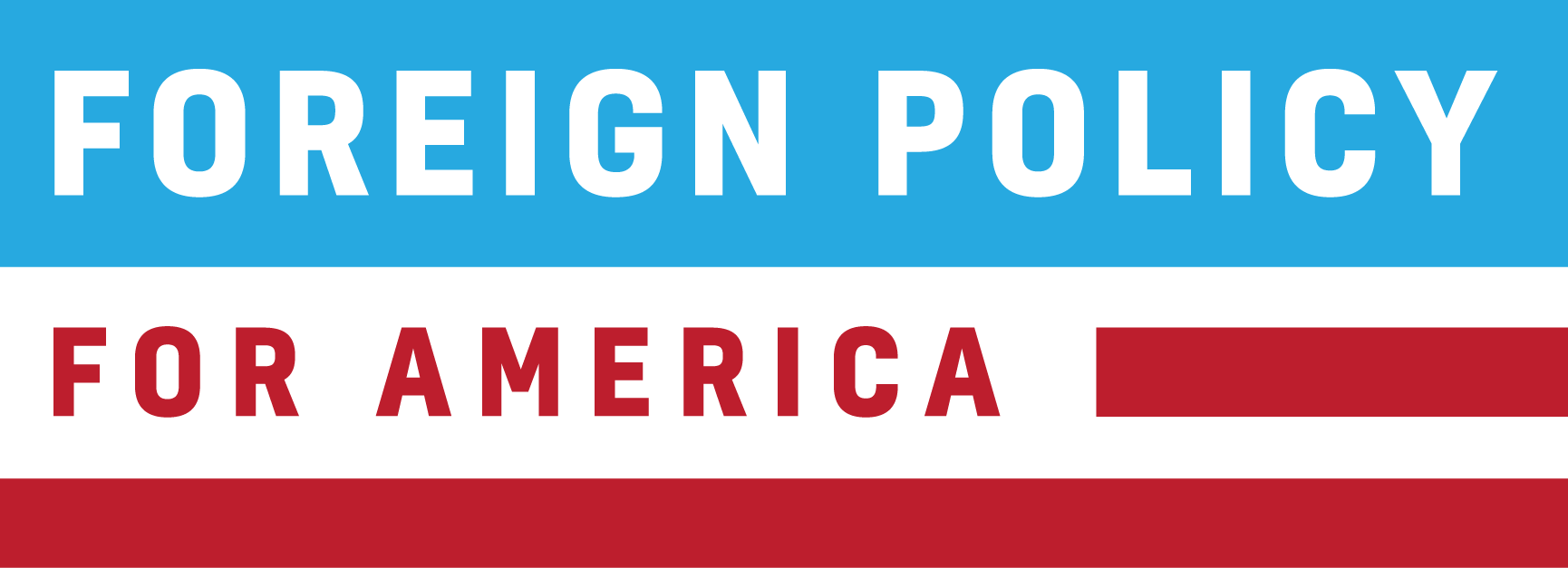 Foreign Policy for America - logo