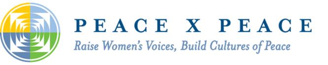 Peace X Peace - logo