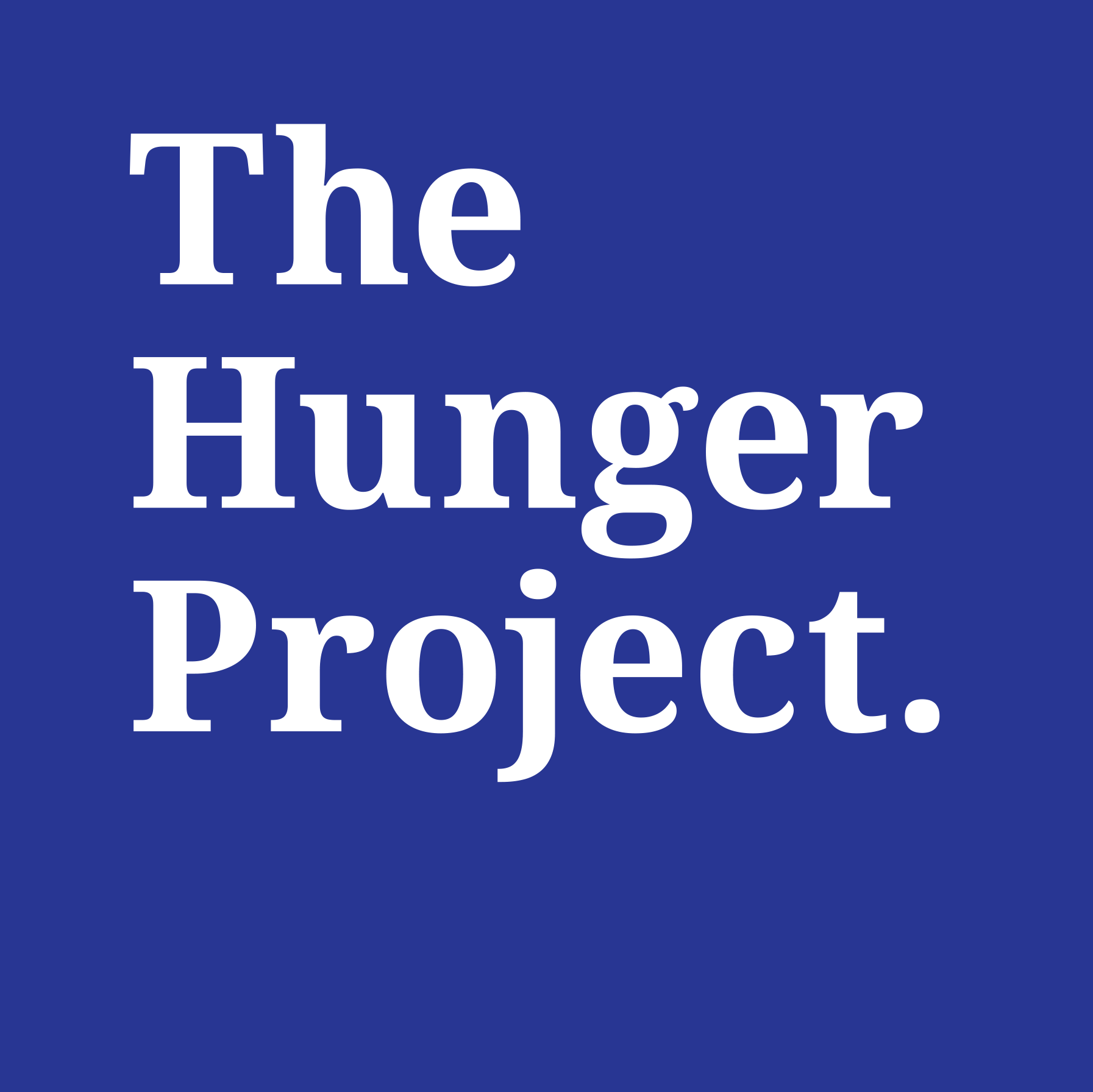 The Hunger Project - logo