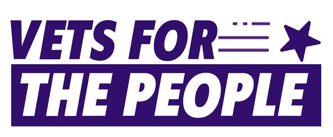 Vets for the People - logo