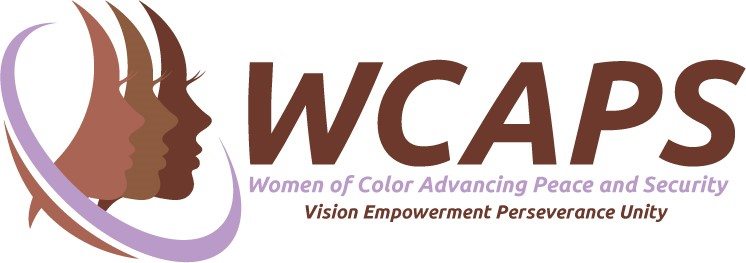 Women of Color Advancing Peace and Security - logo