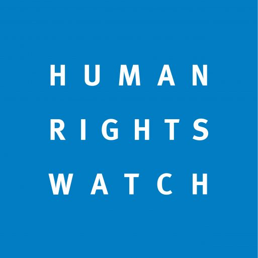 Human Rights Watch - logo
