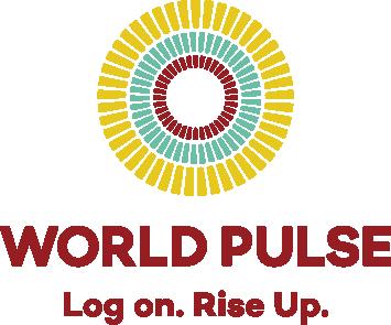 World Pulse - logo